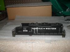 HO PROTO 2000 NORFOLK & WESTERN GP-20 SHELL WITH HANDRAILS