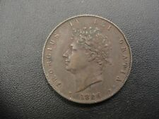 1826 Great Britain Copper Farthing Coin