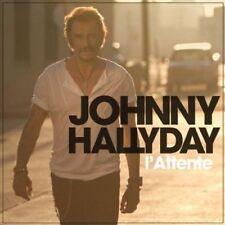 CD de musique chanson pour chanson française, Johnny Hallyday
