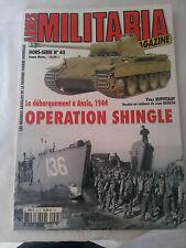 magazine Militaria hors série n°45