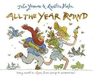 All the Year Round, Very Good Condition Book, Yeoman, John, ISBN 9781783446131