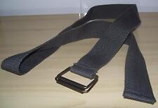 Barato Cinturón tela gris oscuro hombre-caballero cafe28cf8734