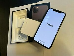 Apple iPhone 11 Pro - 256GB - Space Gray (Unlocked) A2160 (CDMA + GSM)