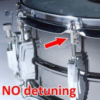 DrumLock - Schraube die Zugstangenschlösser, Trommelkopfverstimmung zu verhinder
