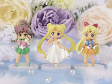 Sailor Moon Banpresto Figures – Set 3 dolls manga anime
