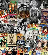 69 Classic Comedy Movies on a 16gb USB Flash Drive Nearly 60 HRS #great Value#