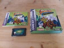 scooby doo and the cyber chase nintendo gameboy advance