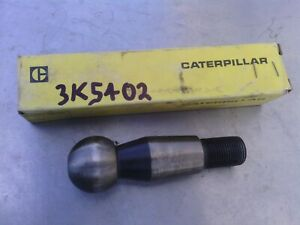 Caterpillar Ballstud 3K5402 new old stock item. Wheel loader 992