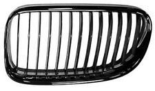GRIGLIA ANTERIORE DESTRA CROMATA-NERA BMW SERIE 3 E92//E93 06/> COUPE//CABRIO
