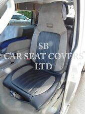 TO FIT A HYUNDAI iX35 CAR, SEAT COVERS, YS03 ROSSINI SPORTS BLACK/GREY