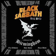 Black Sabbath-The End Birmingham 4th Feb 2017 Vinyl LP Cover Sticker or Magnet