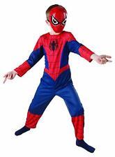 Spiderman manica lunga bimbo Carino all-in-One Romper Costume Outfit Natale Regalo