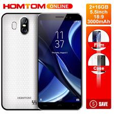 Ota 18 9 Smartphone Android 7.0 HOMTOM S16 13mp Mtk6580 2sim Telefono 3000mah IT