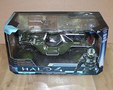 Halo 4 Metal Die-cast Vehicle Fahrzeug UNSC Warthog Collectors Edition