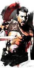 Spartacus Blood & Sand Limited Edition Art Print Signed