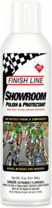 Showroom Polish - Finish Line Showroom Polish and Protectant Cleaner, 12oz