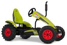 Berg Claas Xxl-Bfr Kids Pedal Car Go Kart Green 5+ Years New