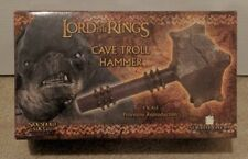Cave Troll Hammer Sideshow Weta Lord of the Rings Weapon