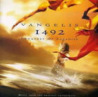 1492 Conquest of Paradise (BOF) (CD) Vangelis