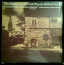 THE ENGLISH AND SCOTTISH Popular Ballads Vol. 2 - SPAIN LP Folkways / Dial 1983