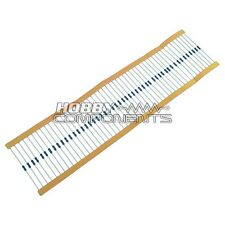 ***Hobby Components UK*** 220ohm Resistors (Pack of 50)