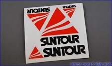 SR SunTour Vintage Style Fridge Bike Case Decals Stickers Kit Bicycle
