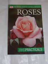 DK Roses by Royal Horticultural Society Practicals Book