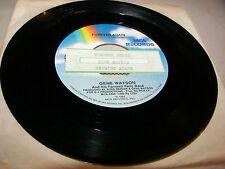 Gene Watson Forever Again / Growing Apart 45 VG+ Juke Box