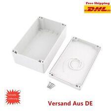 Kunststoff Gehäuse Box Platinen Verteilerkasten Elektronik Netzteil Montage Oy