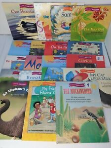 Lot of 19 Houghton Mifflin Early Success Books - good variety for homeschool