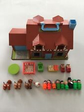 Fisher Price Little People Vintage House Figures