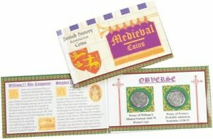 Medieval [Norman] Coin Pack