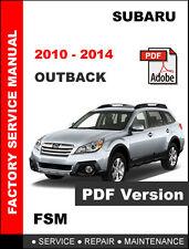 Repair Manuals & Literature for Subaru | eBay