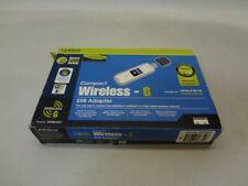 Linksys WUSB54GC Wireless-G USB Adapter *New Unused*
