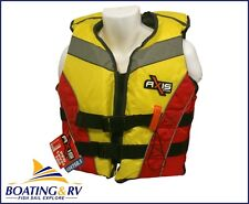 25 - 40kg Kids Life Jacket Level 100 | Axis Quality Foam Junior Life Vest PFD