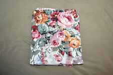 Ralph Lauren Vintage Allison Floral Full Flat Bed Sheet FOR CRAFTING!!!