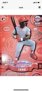 2021 Cincinnati Reds 1988 All Star Game Commemorative Statue /150 Eric Davis ?