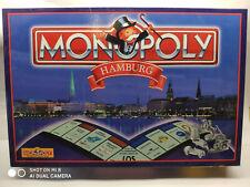 MONOPOLY - HAMBURG AUSFÜHRUNG - wie neu