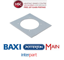 POTTERTON KINGFISHER MF 40 50 60 70 80 90 100 CF, MF, RS & RSL FAN GASKET 242045