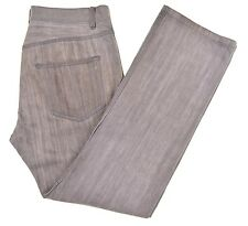 A.P.C. APC Rescue Heather Gray 100% Cotton Distressed Worn-In Denim Jeans 29