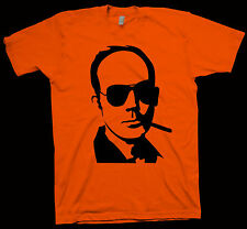 Hunter S. Thompson T-Shirt Charles Bukowski beat generation Hell's Angels Writer