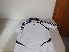 Adidas Los Angeles Galaxy Soccer Jersey David Beckham Team White Shirt Man's L