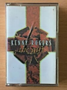 KENNY ROGERS The Gift PHILIPPINES Cassette Tape
