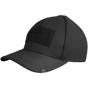 Pentagon Raptor BB Baseball Cap Police Security Guard Tactical Patrol Hat Black