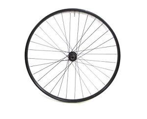 """Shimano M618 27.5"""" Mountain Bike Front Wheel Tubeless Center Lock Disc Brake"""