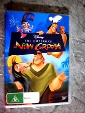 The Emperor's New Groove (DVD, Region 4) LC1