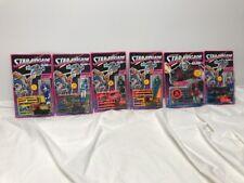 1993 Hasbro GI Joe Star Brigade  Payload, Countdown, Roadblock,Astro Viper Lot-6