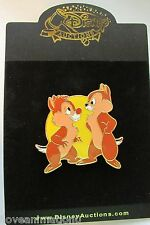 Disney Auctions Chip 'n' Dale Facing LE 100 Pin