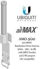 Ubiquiti - AirMAX omi dual polarization antenna, 10 dBi, 5 GHz (Art.AMO-5G10)