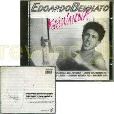 "EDOARDO BENNATO ""KAIWANNA"" RARO CD PRIMA STAMPA MPICD 1006 - SIGILLATO"